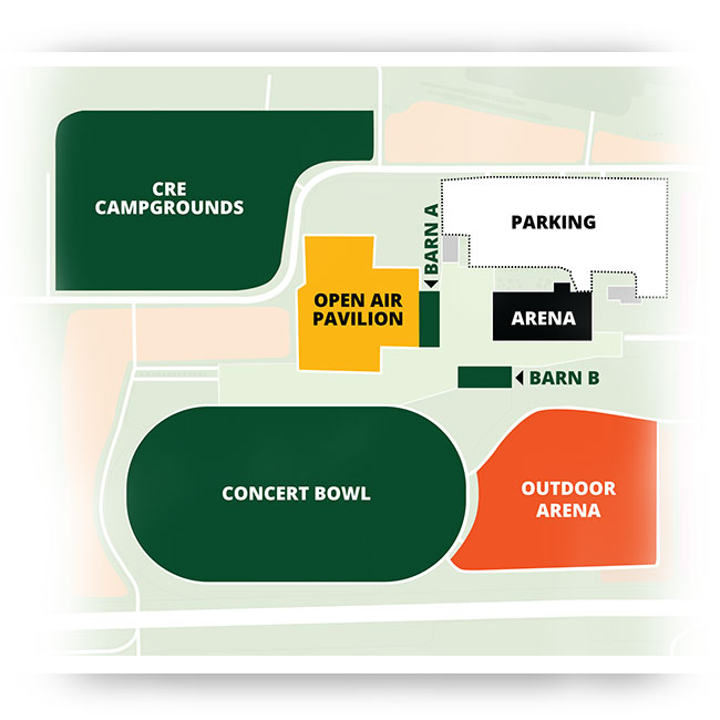 CRE Grounds Map