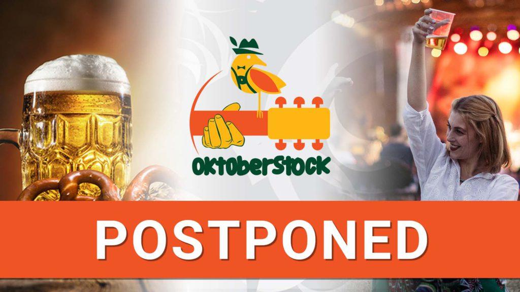Oktoberstock 2021 Postponed